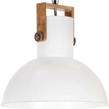 Maison & Déco Lustres, suspensions et plafonniers Vidaxl Lampe suspendue 52 cm Blanc
