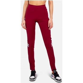 Vêtements Femme Leggings Kebello Legging lycra Taille : F Rouge S Rouge