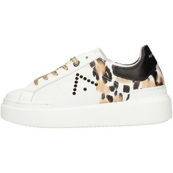 Chaussures Femme Baskets montantes Ed Parrish CKLDPR6 Beige
