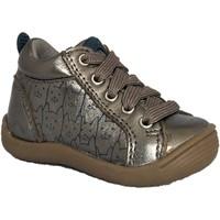 Chaussures Fille Bottines Noel Mini kid gris