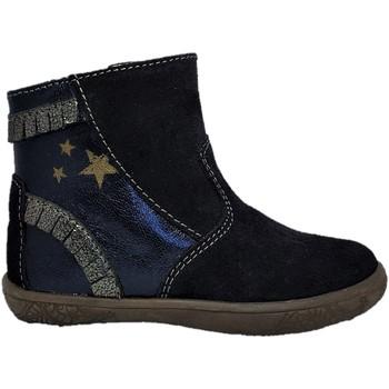 Chaussures Fille Boots Noel Mini Ara Bleu