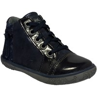 Chaussures Fille Bottines Noel Mini Arana Bleu