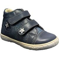 Chaussures Fille Bottines Noel Mini Alty Bleu