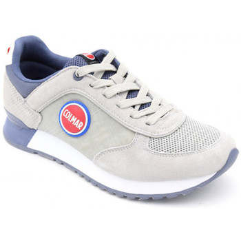 Chaussures Homme Baskets basses Colmar travis colors Gris
