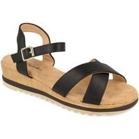 Chaussures Femme Sandales et Nu-pieds Prisska YX8267 Negro
