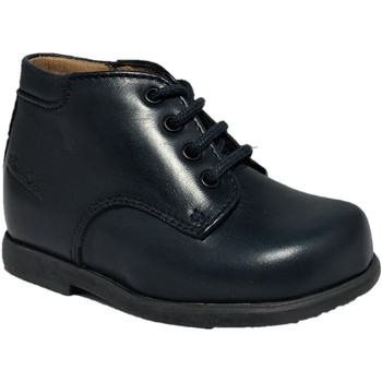 Chaussures Enfant Boots Pom d'Api Nioupi Derby Marine