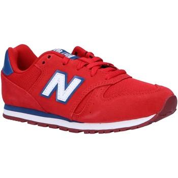 Chaussures Enfant Multisport New Balance YC373SRW Rojo