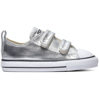 Chaussures Enfant Baskets basses Converse Chuck taylor all star 2v ox Gris