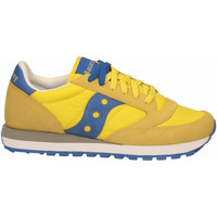 Chaussures Baskets basses Saucony JAZZ O yellow-blue