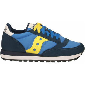 Chaussures Homme Baskets basses Saucony JAZZ O blue-yellow