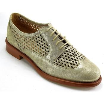 Chaussures Femme Derbies We Do CO22226D17 PLATINE