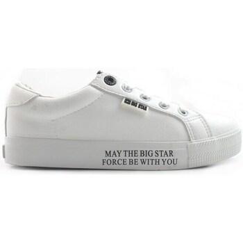 Chaussures Femme Baskets basses Big Star EE274316 Blanc