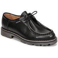 Chaussures Homme Derbies Pellet MACHO Noir