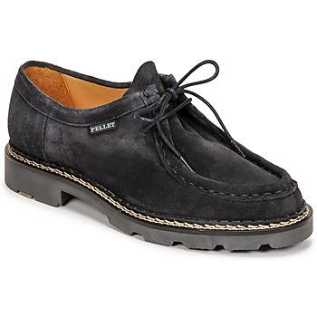 Chaussures Homme Derbies Pellet MACHO Bleu