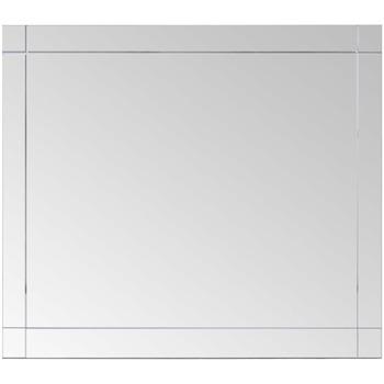 Maison & Déco Miroirs Vidaxl 100 x 60 cm Argent