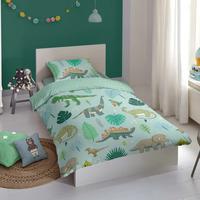 Maison & Déco Housses de couettes Good Morning 140 x 200 / 220 cm Multicolore