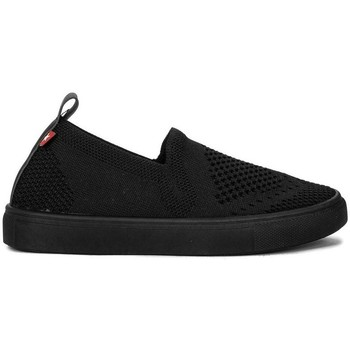 Chaussures Fille Slip ons Big Star HH374107 Noir