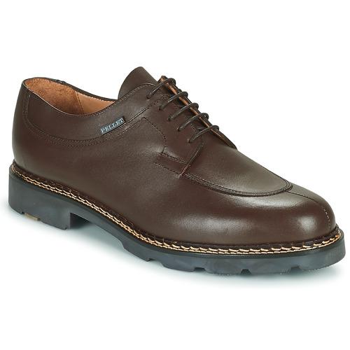 Chaussures Homme Derbies Pellet MONTARIO Marron