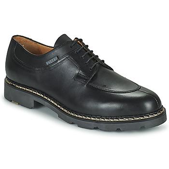 Chaussures Homme Derbies Pellet MONTARIO Noir