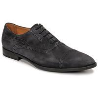 Chaussures Homme Richelieu Pellet ALEX Bleu