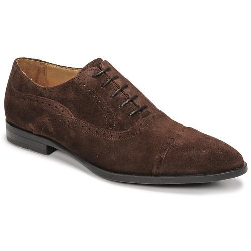 Chaussures Homme Richelieu Pellet ALEX Marron