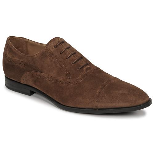 Chaussures Garçon Derbies & Richelieu Pellet ALEX Beige