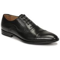 Chaussures Homme Richelieu Pellet ALEX Noir