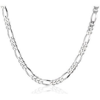 Montres & Bijoux Colliers / Sautoirs Cleor Collier  en Argent 925/1000 Blanc