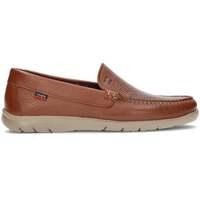 Chaussures Homme Mocassins CallagHan MOCASSINS  HORSE TENGER 18001 CUIR