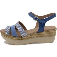 Chaussures Femme Sandales et Nu-pieds Gasymar 1493 Azul