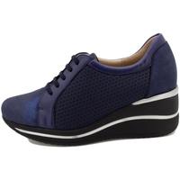 Chaussures Femme Baskets basses Gasymar 180766 Negro