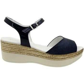 Chaussures Femme Sandales et Nu-pieds Gasymar 1976 Plata
