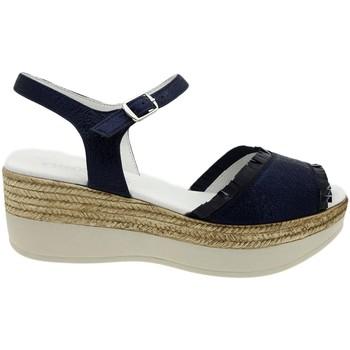 Chaussures Femme Sandales et Nu-pieds Gasymar 1982 Azul
