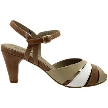 Chaussures Femme Sandales et Nu-pieds Gasymar 4257 Marrón