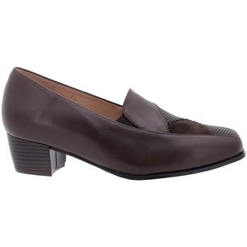 Chaussures Femme Mocassins Gasymar 5110 Marrón