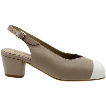Chaussures Femme Sandales et Nu-pieds Gasymar 6012 Blanco