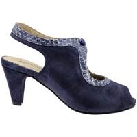 Chaussures Femme Sandales et Nu-pieds Gasymar 6254 Azul