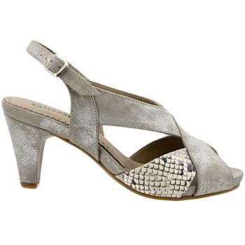 Chaussures Femme Sandales et Nu-pieds Gasymar 6255 Plata