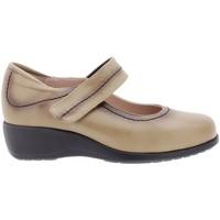 Chaussures Femme Ballerines / babies Gasymar 6977 Marrón