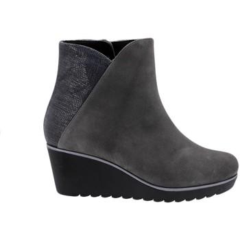 Chaussures Femme Bottines Gasymar 9793 Gris
