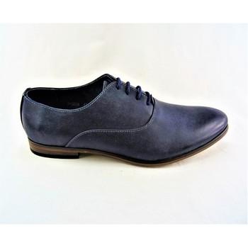 Chaussures Homme Richelieu Galax GH3039BLEU bleu