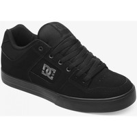 Chaussures Homme Chaussures de Skate DC Shoes PURE black pirate black Noir