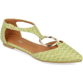 Chaussures Femme Ballerines / babies Prisska YJ8385 Verde
