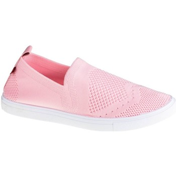 Chaussures Femme Slip ons Big Star FF274A606 Rose