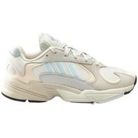 Chaussures Homme Baskets basses adidas Originals Yung 1 Creme