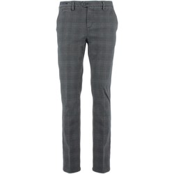 Vêtements Homme Chinos / Carrots Teleria Zed ROBIN 0GB pantalon homme Gris Gris