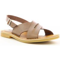 Chaussures Femme Sandales et Nu-pieds Kickers Tangolito MARRON