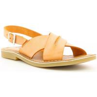 Chaussures Femme Sandales et Nu-pieds Kickers Tangolito ORANGE