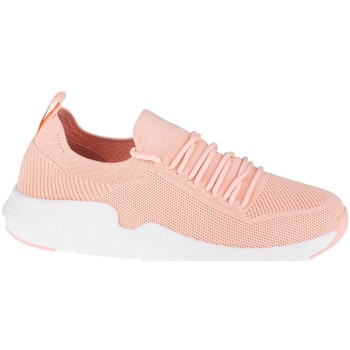 Chaussures Femme Baskets basses Big Star DD274577 Blanc, Rose