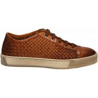Chaussures Homme Baskets basses Santoni PILE light-brown